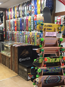 We have all your skateboards needs covered