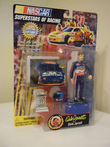 DALE JARRETT NASCAR FIGURE