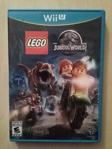 Lego Jurrasic World Wii U