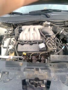 3.0 V6 FORD engine and trans