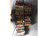 Job lot dvds and blu rays