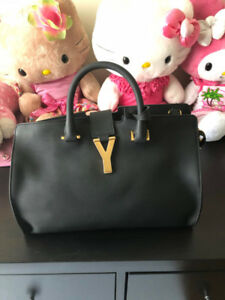 Authentic YSL Saint Laurent Cabas classique Bag
