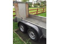 MINI DIGGER PLANT TRAILER IN DERRY £1095