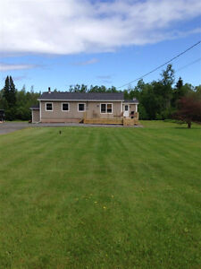 house with yard for rent