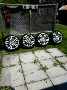 Land Rover Range Rover Sport (2006-2013) Rims and Tirs