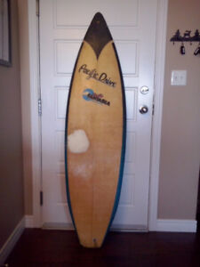 Pacific Drive Surfboard For Sale