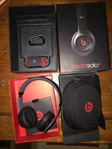 Beats by Dre Solo 2 Cambridge Kitchener Area image 1