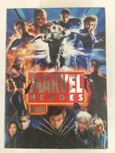 Marvel Heroes DVD collection