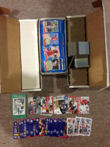 SPORTS CARDS – ALL BRAND NEW IN MINT OR NEAR MINT CONDITION