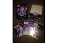 Star Wars ( limited edition ) box set vg - mint condition