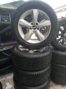 BMW X5 2010 mags R18 255/55/18