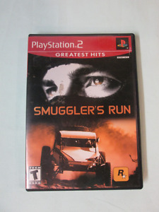 Smuggler's run playstation 2