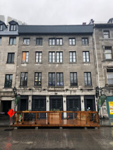 Large Old Montreal Restaurant/Bar/Lounge Space For Rent!