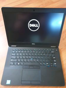 Dell Latitude E7470 i5 3GHz 8G 256SSD WTY FHD WIN10 OFFICE16