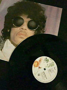 Prince - When Doves Cry - 17 Days - Vinyl Record
