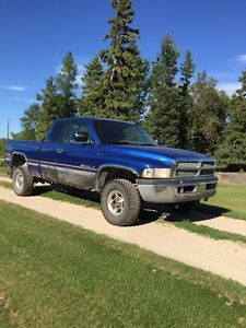 1996 Dodge Ram 1500 SLT 4x4 Larime