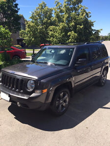 2015 Jeep Patriot High Altitude SUV, Crossover