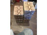 Boutique shoe boxes