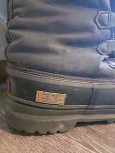 Soreal hand crafted steel toe winter boot