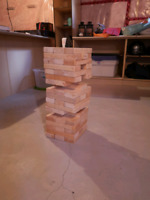 Giant Jenga Rental