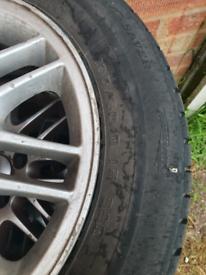 FordAlloy wheels