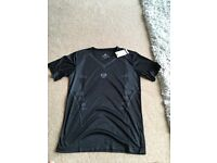 Brand new black Dri-Fit gym exercise top