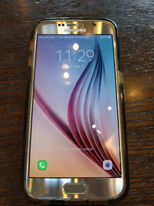 Out of contract Samsung S6 for sale