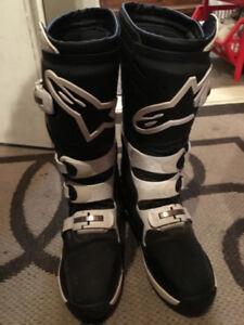 Motocross Race Boots