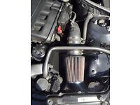 Bmw e46 330ci K&N air filter gen2