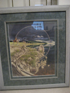 BEV DOOLITTLE THE SENTINEL LIMITED EDITION PRINT