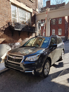 2017 Subaru Forester 2.5i Convenience SUV - Lease Transfer