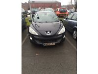 2010 (59 plate) Peugeot 308 Sport Hdi, Full Service History, Cheap Tax, Low Mileage