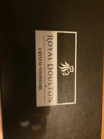 Royal Doulton Crystalware