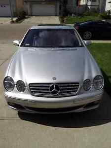 2004 Mercedes-Benz CL500 AMG Coupe (2 door)