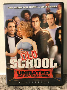 Old School DVD - Unrated