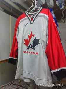 3 authentic hockey jerseys Cambridge Kitchener Area image 6