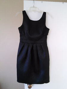 Black dress size 2