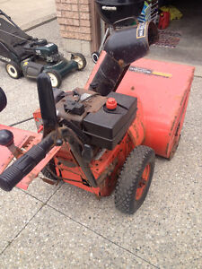 Snow Blower for Sale Oakville / Halton Region Toronto (GTA) image 4
