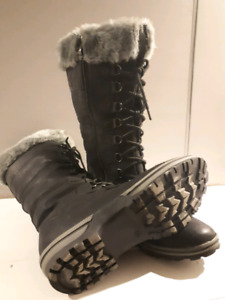 Womens snow boots