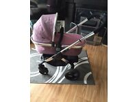 Icandy peach 3 marshmallow travel system.