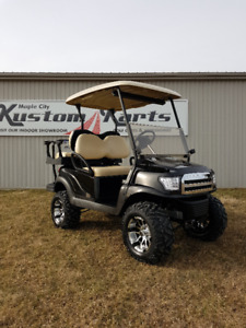 2013/2015 club car precedent custom golf cart