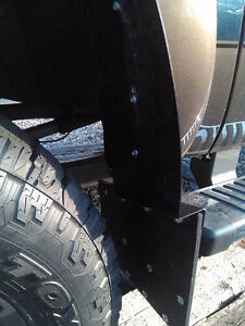 Universal Black Mud Flaps- powder coated  marine aluminum Regina Regina Area image 5