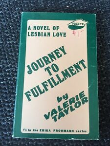 Journey To Fulfillment- by Valerie Taylor.