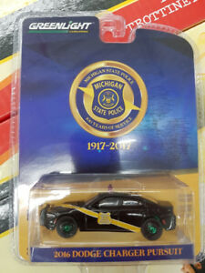 Greenlight Green Machine 2016 Dodge Charger Pursuit