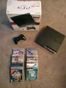 PS3 LIKE NEW CONDITION