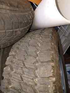 4 roues 245 70 r19.5  michelin xds2