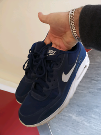 Nike Air Max 90 Trainers Size 9