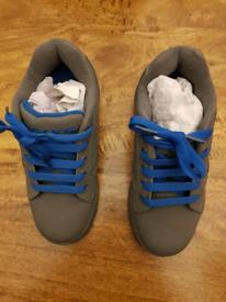 Heelies, size 1, hardly worn.