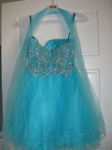 Grade 8 Graduation Dress & Shoes London Ontario image 2