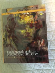 Human Neuropsychology Textbook